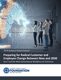 2018 Industry Future Council: Preparing for Radical Customer